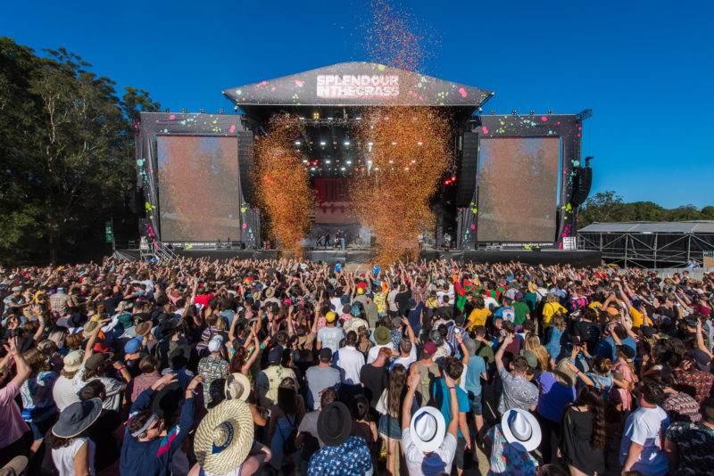 BREAKING NEWS || THERE ARE NO BYRON BAY DONUTS AT SPLENDOUR, NSW